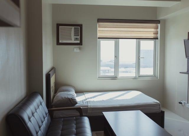 新築コンドミニアム内設置の、清潔な寮にて御滞在いただけます