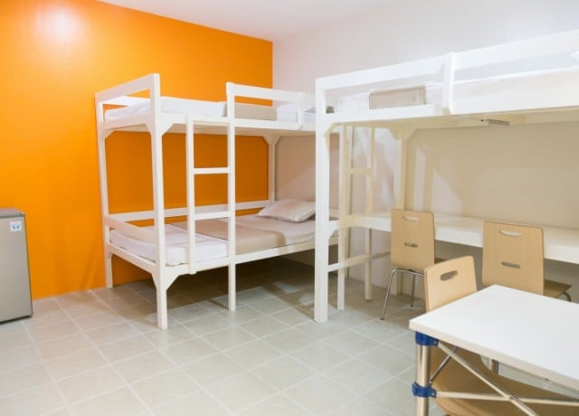 IDEAACADEMIAの宿泊施設