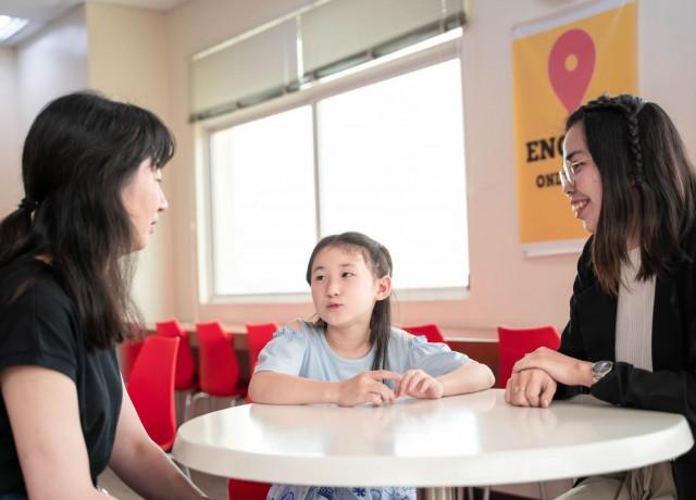 小学生からの親子留学も可能