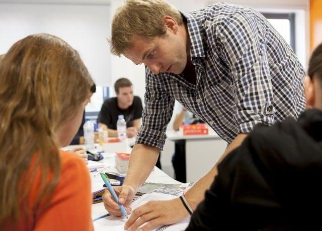 EC ケンブリッジの学生なら誰でも参加できる無料英語レッスンが人気!