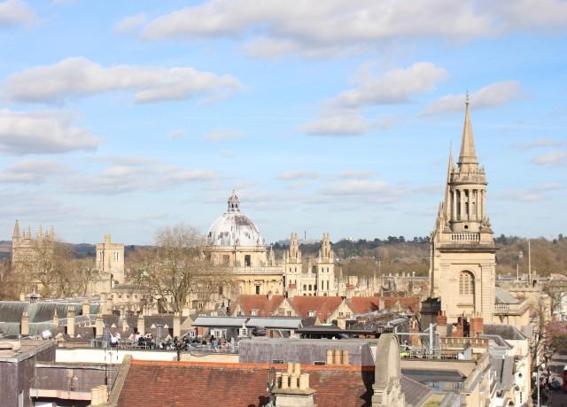 オックスフォード スクール オブ イングリッシュの周辺環境