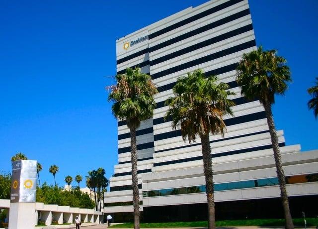 EC ロサンゼルスの校舎外観