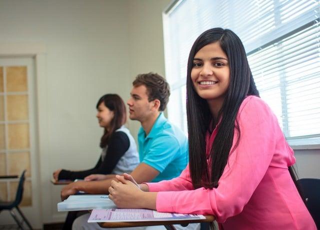 充実の語学試験対策コース