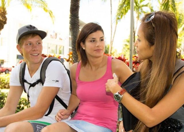 厳しい国籍制限で快適な学習環境を用意!