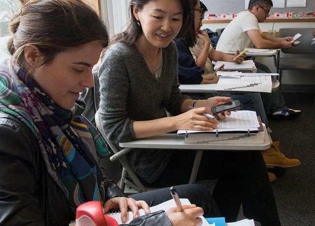 「各科目別」に10段階のレベル設定 さらに「年齢別」のクラス分けを実施