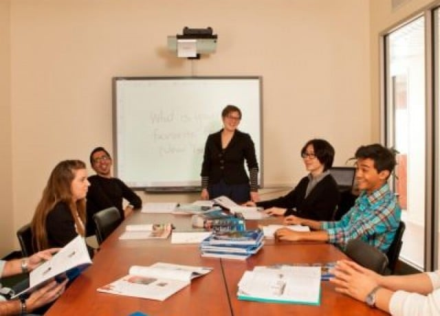 ニューヨーク校では初級者から上級者向けまで様々なコースを提供