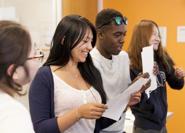多国籍な環境と充実したカリキュラムで英語力を磨く