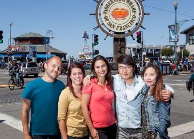楽しいソーシャルプログラムを多数用意!サンフランシスコの街を満喫できる