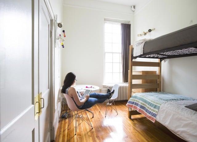 EF ボストンの宿泊施設
