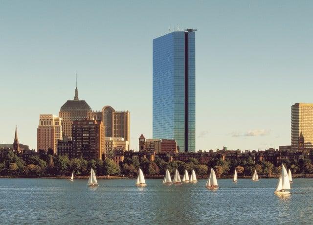 EF ボストンの周辺環境