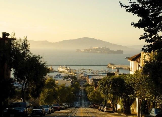 EF サンフランシスコの周辺環境