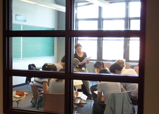 創立50年以上の経験で培った教育制度で、個々のニーズを満たすプログラム