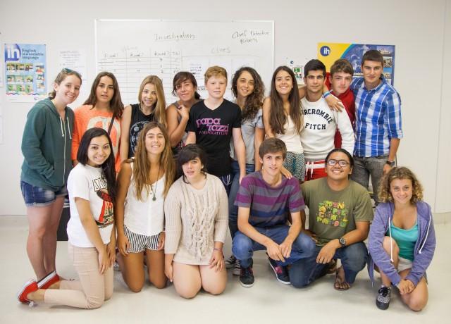 少人数制のクラスで英語を短期間で上達できる!