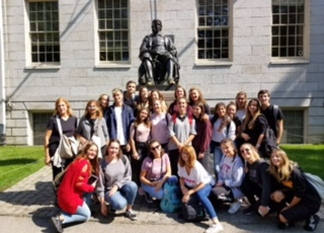 LAL ボストンはアメリカ教育界の中心都市で、最高基準のアカデミック志向を常に体現