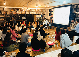 TABIPPO主催の旅大学の英語関連イベントに無料招待!