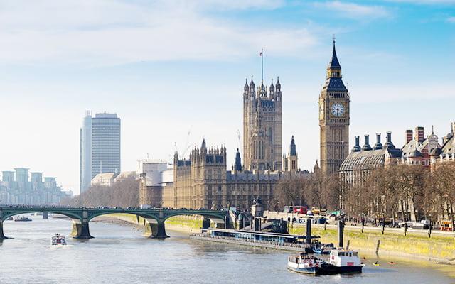 イギリス留学